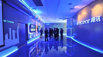 Çin'in internet devi Tencent, dünyanın en büyük beş şirketi arasına girdi