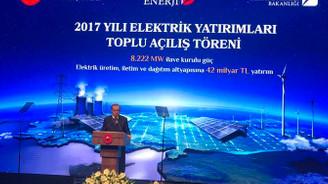 Erdoğan: Enerjide dışa bağımlılığı azaltacağız