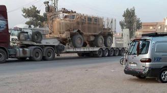 ABD, PYD'ye 120 adet zırhlı araç verdi