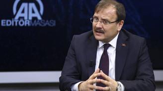 Çavuşoğlu: Türkiye ilkeleri doğrultusunda hareket edecek