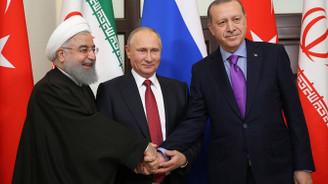 Soçi'de Suriye için üçlü zirve