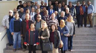 Antalya'da MHP'den 60 kişi istifa etti