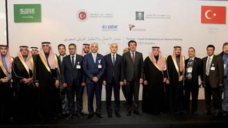 Bakan Zeybekci Suudi iş temsilcilerine seslendi