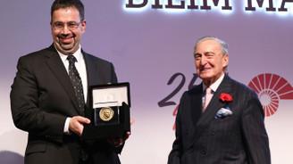 Rahmi M. Koç Bilim Madalyası Acemoğlu'na verildi