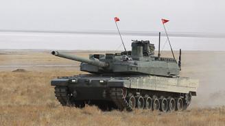 Altay Tankı ihalesi 3 ay içinde tamamlanacak