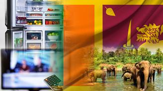 Sri Lanka pazarı için TV ve buzdolabı ithal etmek istiyor
