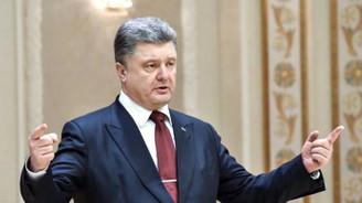 Poroşenko: Avrupa, Rusya'ya karşı daha fazla sertleşmeli