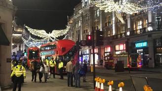 Londra polisi: Bir şüpheli izine rastlanmadı
