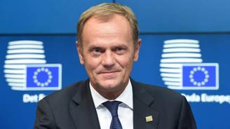AB Konsey Başkanı Donald Tusk, Rusya'yı kınadı