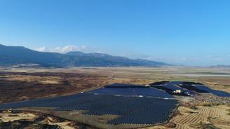 25 megavat gücündeki santral üretime başladı