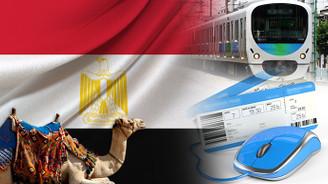 Mısırlı firma raylı ulaşım e-bilet sistemi kurmak istiyor