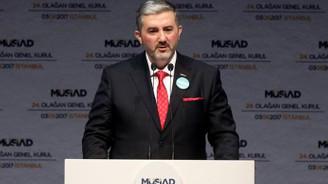 MÜSİAD: Enflasyonu azaltmanın yolu imalat, yatırım ve ihracat