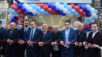 Limak Uludağ'dan Bursa'ya üç N Kolay YİM merkezi