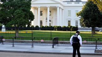 Beyaz Saray'a giden yollar kapatıldı