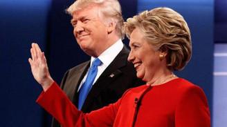 Trump'tan Clinton'a ön seçim suçlaması