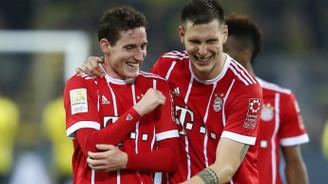 Bayern Münih, Dortmund deplasmanından 3 puanla döndü