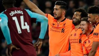 Liverpool deplasmanda rahat kazandı