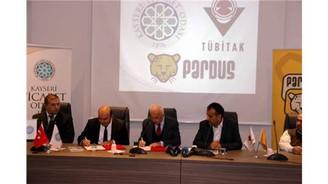 TÜBİTAK İLE Kayseri Ticaret Odası arasında PARDUS anlaşması