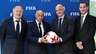 Profesyonel futbolu geliştirmek için anlaştılar
