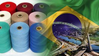 Brezilyalı firma düzenli olarak iplik ithal etmek istiyor