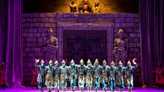 Anadolu Ateşi'nden Troya Müzikali