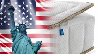 Amerikalı firma yatak yayı ve kumaşı ithal etmek istiyor