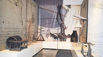 Leonardo Da Vinci icatlarıyla İstanbul'da
