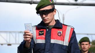 Jandarmanın yeni gözü takbul
