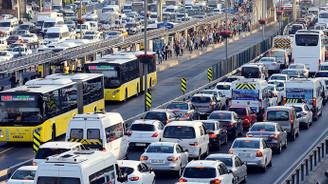 İstanbul'da bazı yollar trafiğe kapatılıyor