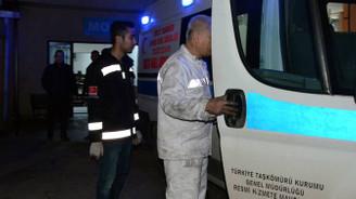 Metan gazından etkilenen maden işçisi hayatını kaybetti