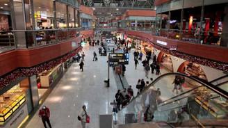 Sabiha Gökçen Havalimanı'nda yolcu sayısı yüzde 11 arttı