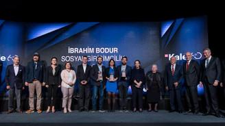 Duayen sanayici İbrahim Bodur'un girişimcilik ruhu gençlerde yeşerecek