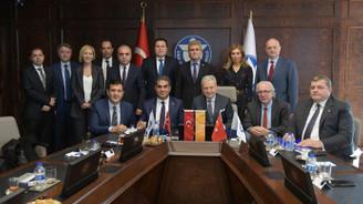 VakıfBank ve İzmir Ticaret Odası arasında işbirliği