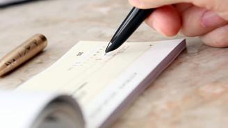 Bankalara 11 ayda 19 milyon çek ibraz edildi