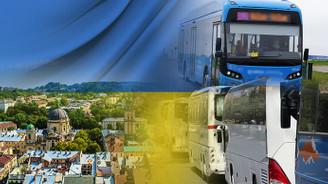 Ukrayna pazarı için halk otobüsleri ithal etmek istiyor