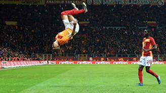 Galatasaray devre arasına moralli girdi