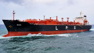 LPG ithalatı ekimde azaldı