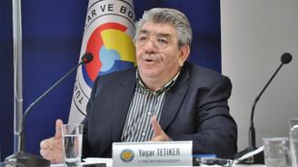 Karadeniz Ereğli TSO Başkanı Tetiker hayatını kaybetti