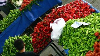 Ankara'da gıda enflasyonu aralıkta arttı
