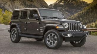 Yeni Jeep Wrangler 2018'in sonbaharında Türkiye'de