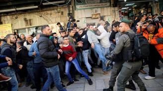 Kudüs'te 'Öfke Cuması'