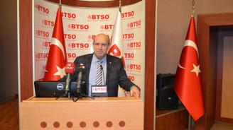 BTSO, Bursa'ya lojistik şirketi kazandırıyor