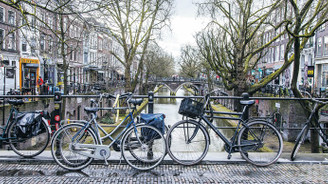 Uyumayan şehir Utrecht