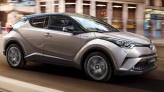 Toyota C-HR'den test sürüşü daveti
