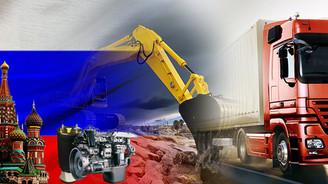 Rus şirket kamyon ve iş makinesi yedek parçaları talep ediyor