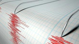 Şırnak'ta deprem