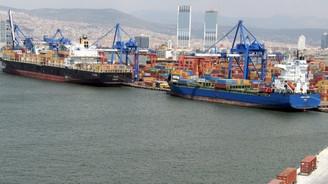 Limanlara uğrayan gemi sayısı azaldı