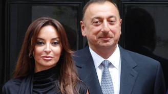 Aliyev, eşini yardımcısı olarak atadı