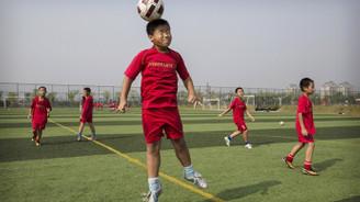 Çin 50 milyon futbolcu yetiştirecek