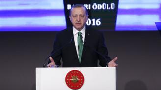 Erdoğan: Müteahhitlerin teminat sorunu için TVF destek verecek